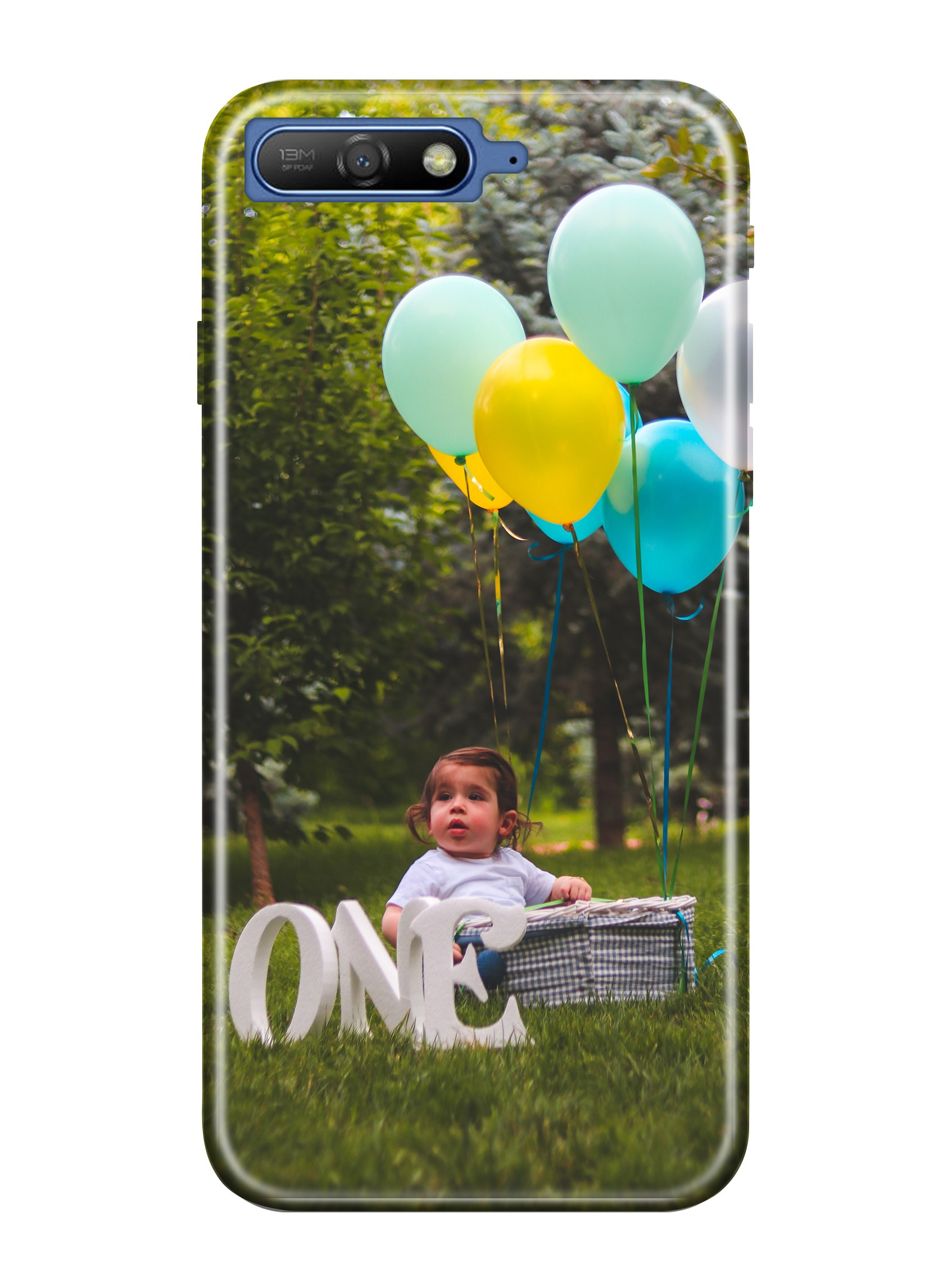 Personalised Case for Huawei Y6 2018