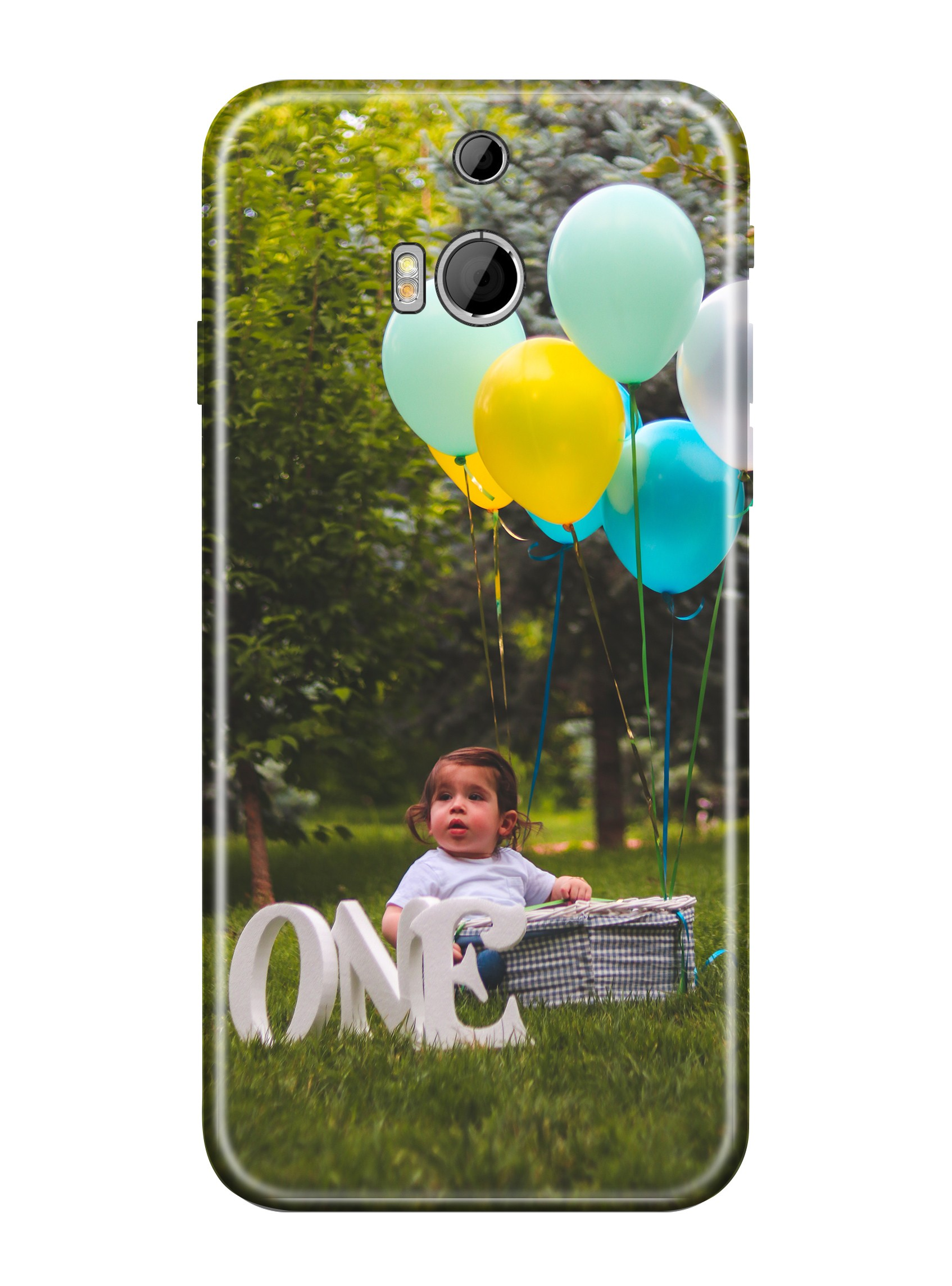 Personalised Case for HTC M8