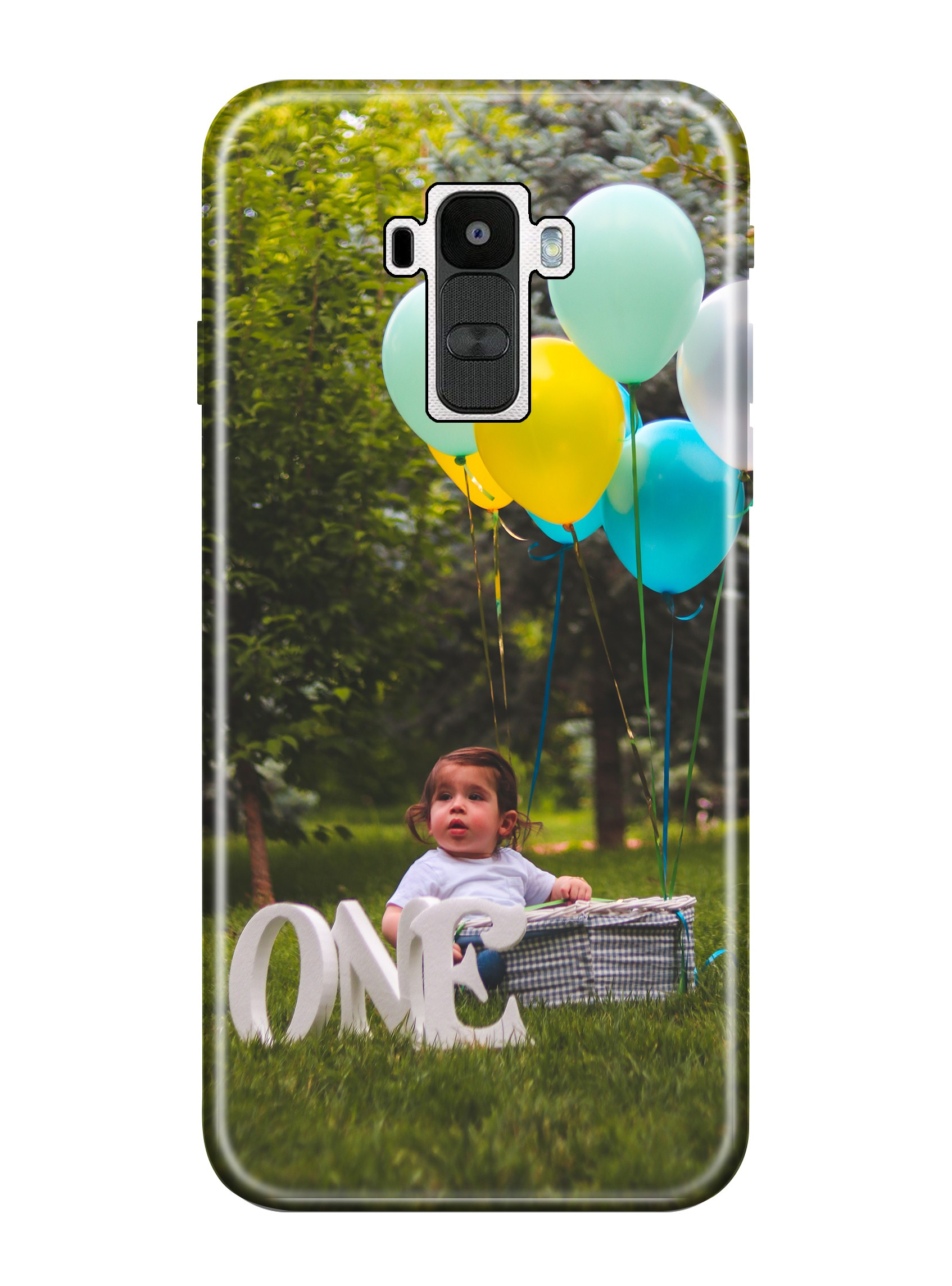 Personalised Case for LG G4 Stylus