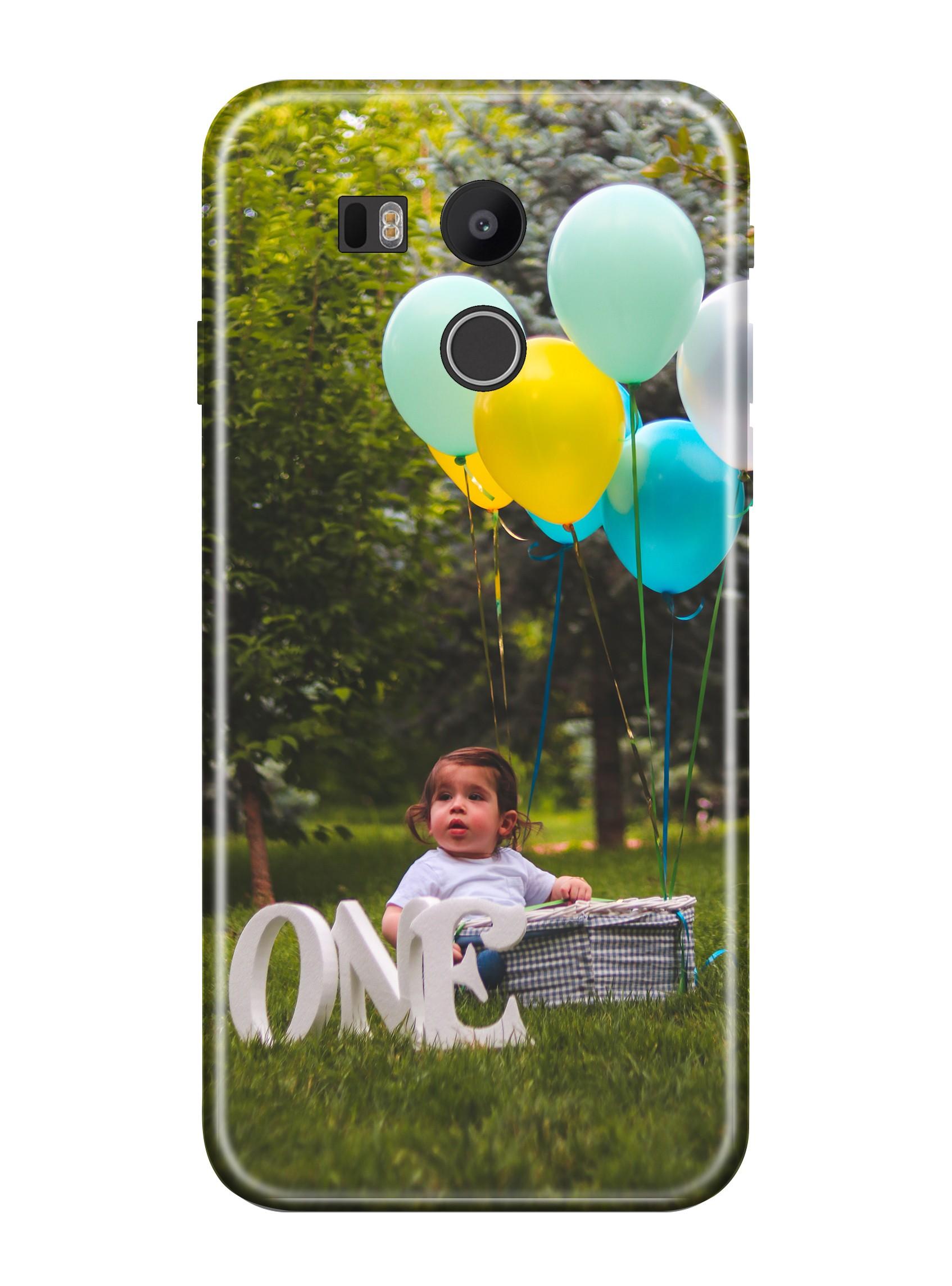 Personalised Case for LG Nexus 5