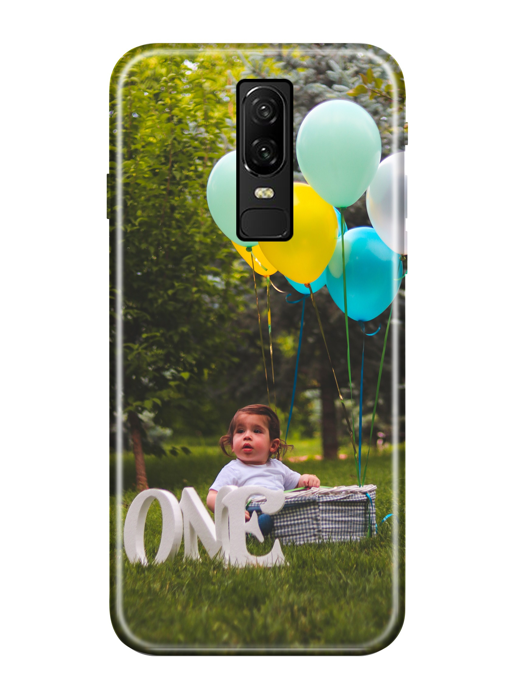 Personalised Case for OnePlus 6