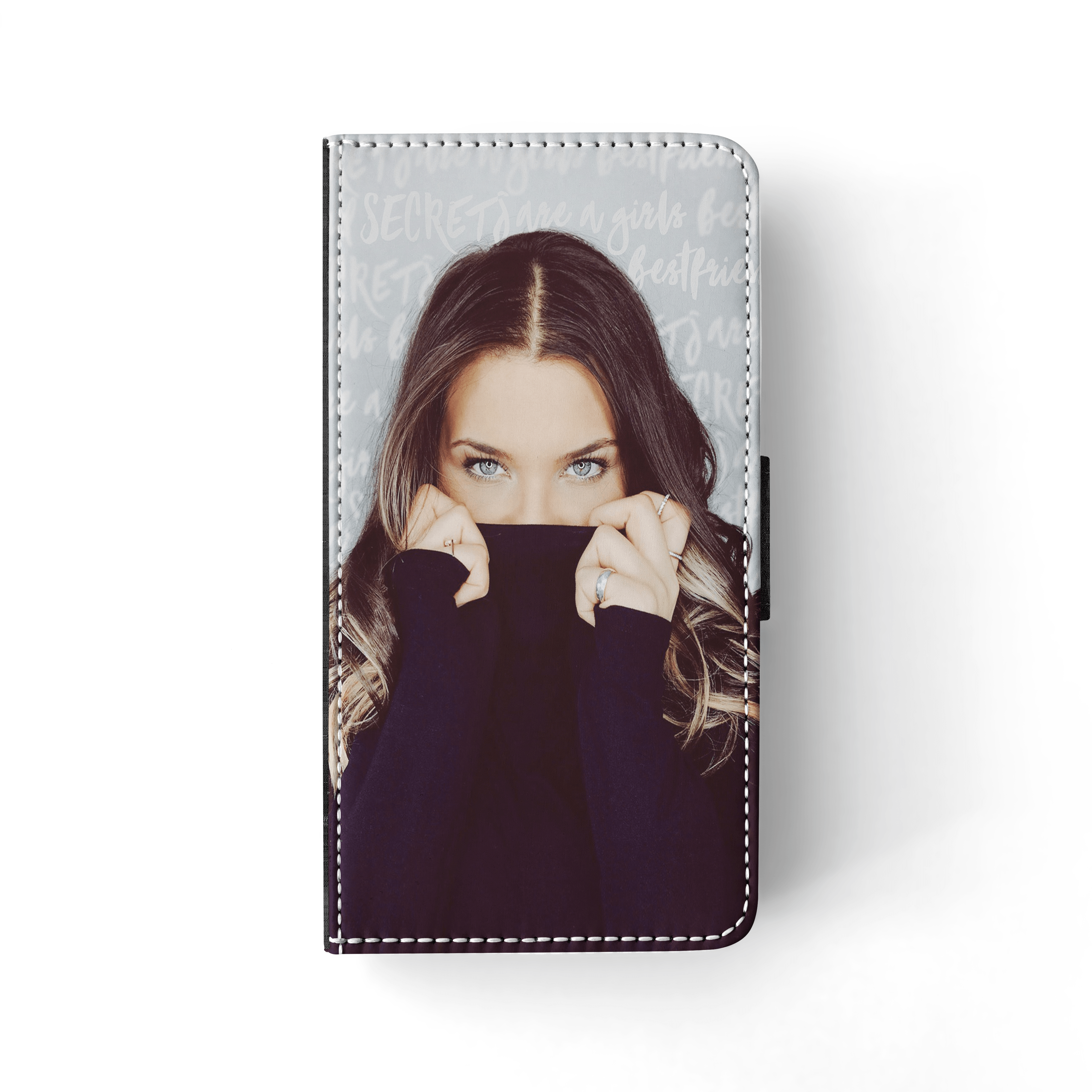 Personalised Flip Case for Huawei P30 Lite