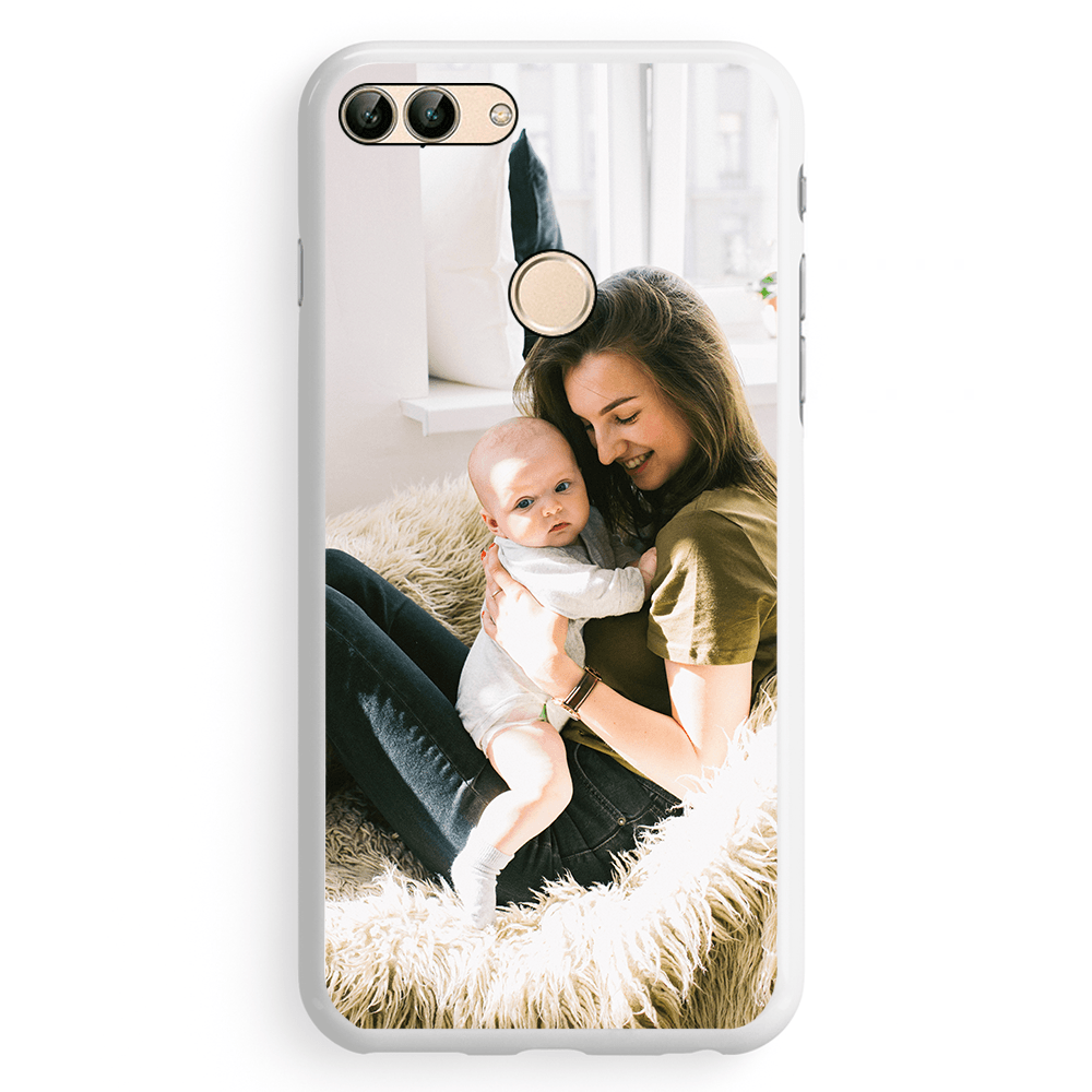 P Smart 2018 Personalised Case - Clear