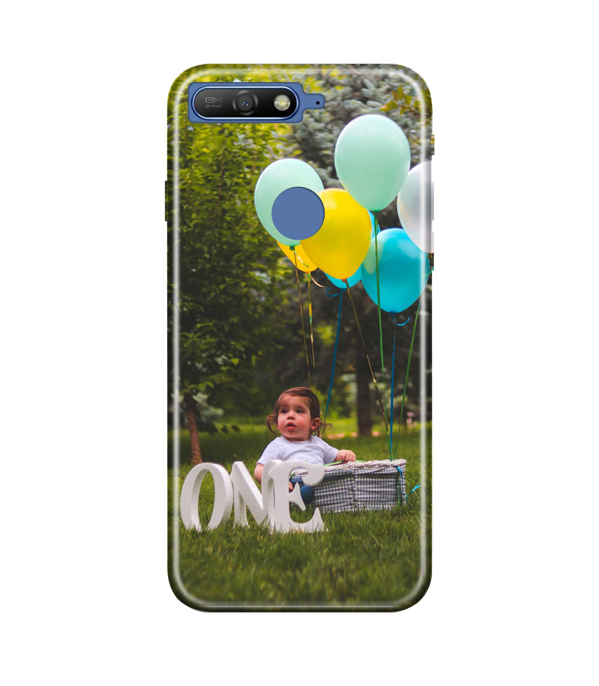 Personalised Case for Huawei Y7 2018