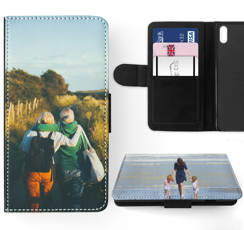 Personalised Flip Case for iPhone XS Max