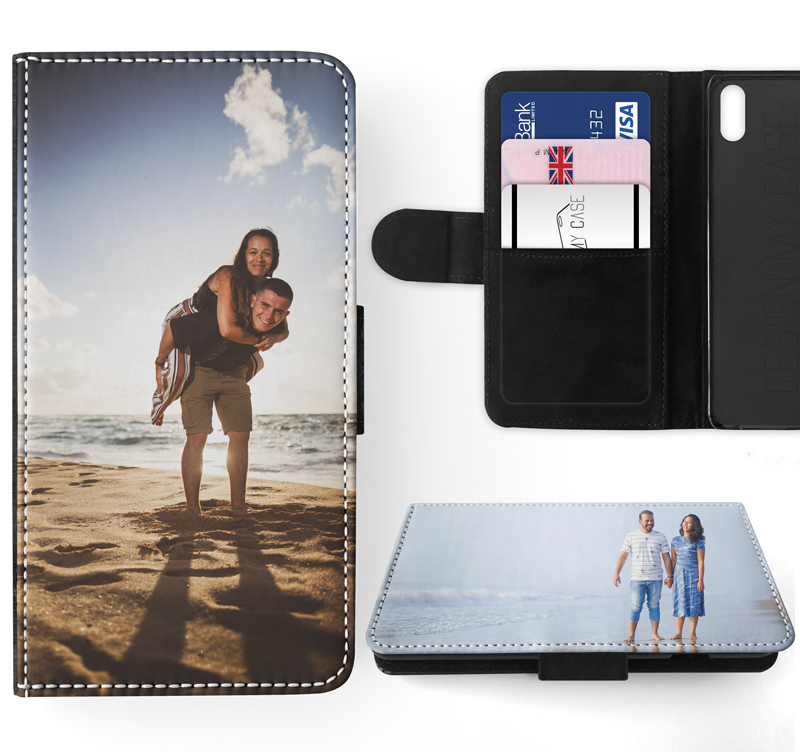 Personalised Flip Case for iPhone XS