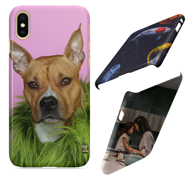 Personalised Case for iPhone X