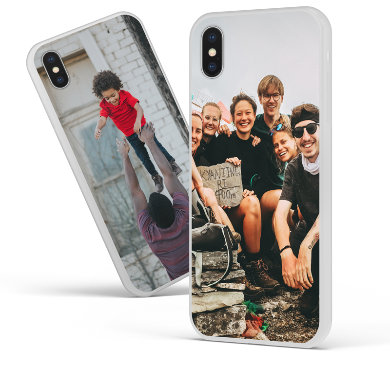 Personalised Photo Case for iPhone X