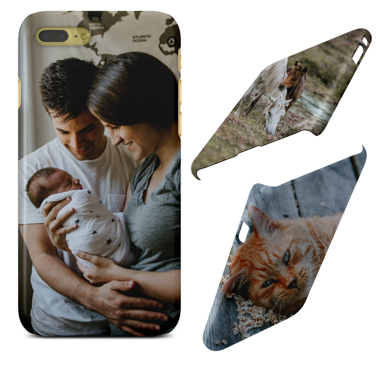 Personalised Case for iPhone 8 Plus