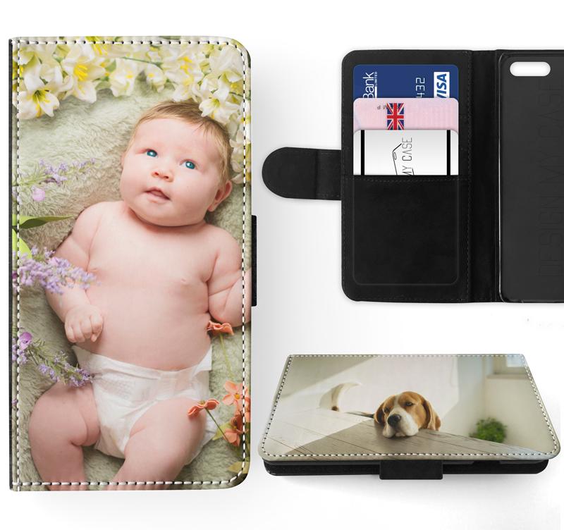 Personalised Flip Case for iPhone 8 Plus