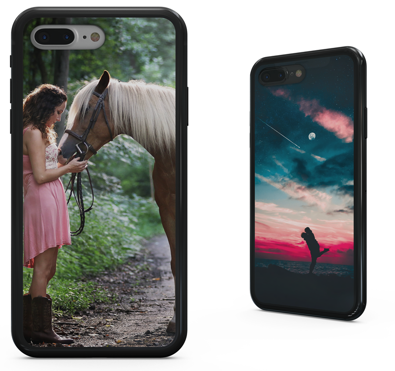Personalised Tough Case for iPhone 8 Plus