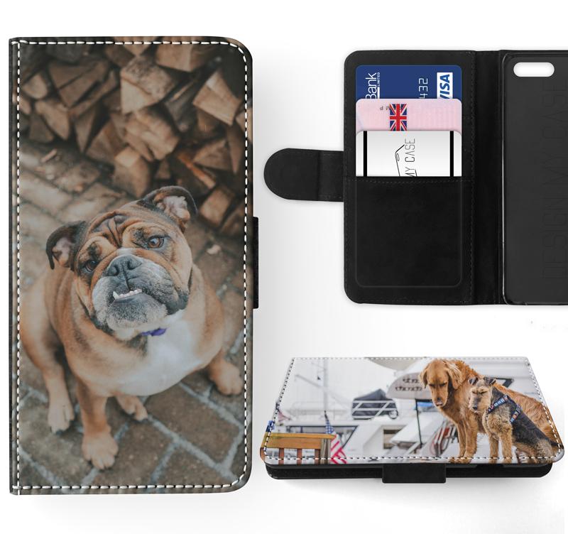 Personalised Flip Case for iPhone 7 Plus