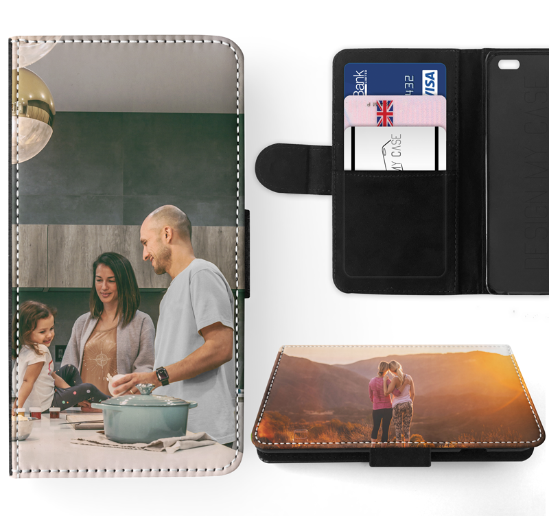Personalised Flip Case for iPhone 6 Plus